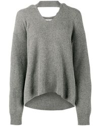 Rejina Pyo - Lisa Knitted Ribbed Sweater - Lyst