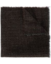 Stephan Schneider - Classic Knitted Scarf - Lyst
