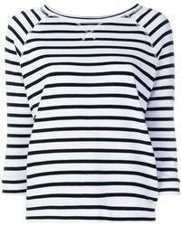 Woolrich   Striped Sweatshirt   Lyst