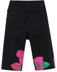Amir Slama - Printed swim shorts - Lyst