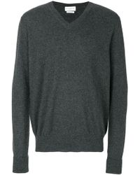 Ballantyne - V-neck Jumper - Lyst
