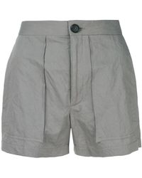 Chalayan - Classic Fitted Shorts - Lyst