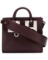Sophie Hulme - Albion Small Tote Bag - Lyst