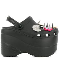 Balenciaga - Foam Platform Sandals - Lyst