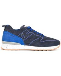 Hogan Rebel - Lace Up Trainers - Lyst