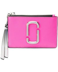 Marc Jacobs - Snapshot Mini Compact Wallet - Lyst