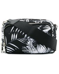 Sonia Rykiel - Palm Print Reporter Bag - Lyst