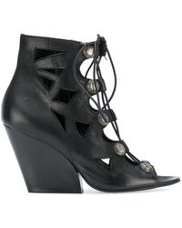 Strategia - Lace-up Sandals - Lyst