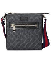 baa269b53 Men's Gucci Messenger Online Sale - Lyst