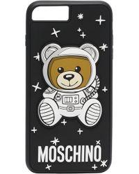 Moschino - Funda para iPhone 6/6S/7/8 Plus con estampado teddy - Lyst