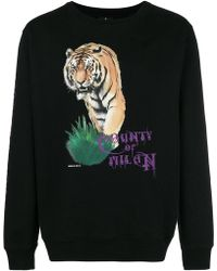 Marcelo Burlon - 'Tiger' Sweatshirt - Lyst