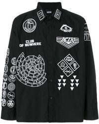 KTZ - Camicia 'Scout' - Lyst
