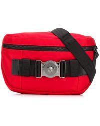 Versace - Greca Ribbon Belt Bag - Lyst