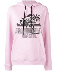 McQ - Tropical Graphic Hoodie - Lyst
