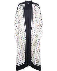 Rosie Assoulin - Printed Kaftan Dress - Lyst