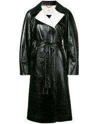 Dorothee Schumacher - Infinite Gloss Coat Outdoor Sleeve 1/1 - Lyst