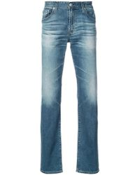 AG Jeans - The Graduate Faded Jeans - Lyst