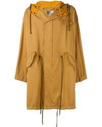 Isabel Marant - Oversized Raincoat - Lyst