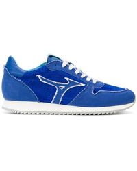 Mizuno | Panelled Sneakers | Lyst
