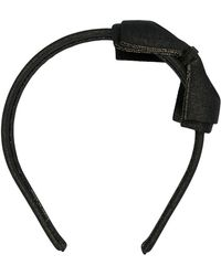 Ferragamo - Bow-embellished Hairband - Lyst