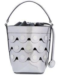 Pierre Hardy - Studded Bucket Tote - Lyst