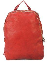 Guidi - Minimal Backpack - Lyst