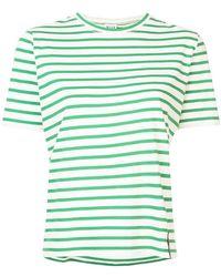 Kule - Striped T-shirt - Lyst