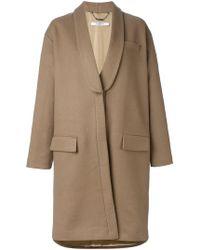 Givenchy - Oversized Mid-length Coat - Lyst