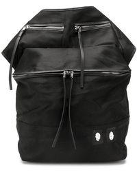 Lyst - Rick Owens Drkshdw Bucket Large Tote Bag in Black for Men dabf1a3604044
