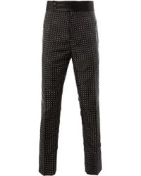Haider Ackermann | Polka Dot Skinny Trousers | Lyst