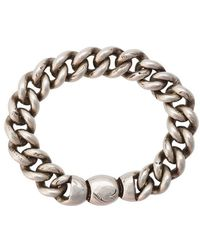 Werkstatt:münchen - Chunky Chain Bracelet - Lyst
