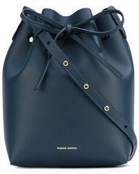 Mansur Gavriel - Mini Bucket Bag - Lyst