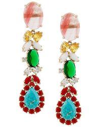 Iosselliani - Elegua Earrings - Lyst