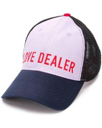 Golden Goose Deluxe Brand - Slogan Baseball Cap - Lyst