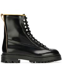Marni - Lace-up Boots - Lyst