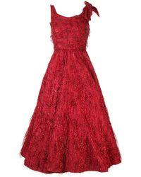 Bambah - Violeta Midi Gown - Lyst