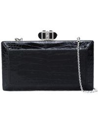 Judith Leiber - Rectangle Clutch Bag - Lyst