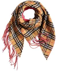 Burberry - Brand Check Scarf - Lyst