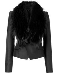 DSquared² - Double Breasted Blazer - Lyst