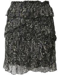 IRO - Gerill Skirt - Lyst