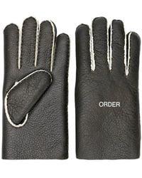 Undercover - 'Order/Disorder' Handschuhe - Lyst