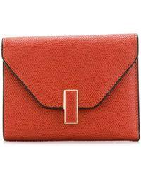 Valextra - Three-fold Wallet - Lyst