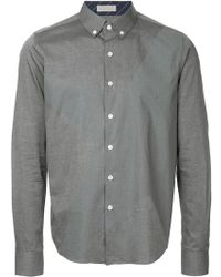 Education From Young Machines - Star Print Collared Shirt - Lyst