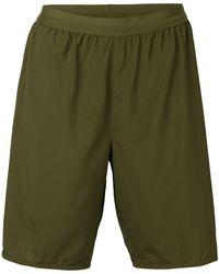 Nike - Swoosh Print Shorts - Lyst