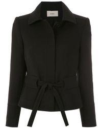 Egrey - Tie-waist Jacket - Lyst