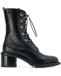 Premiata - Lace-up Ankle Boots - Lyst
