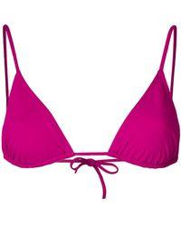 Eres - Triangle Shaped Bikini Top - Lyst