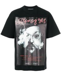 Y. Project - Printed T-shirt - Lyst