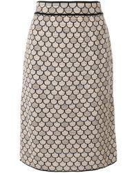 M Missoni   'rosa Chiaro' Printed Skirt   Lyst
