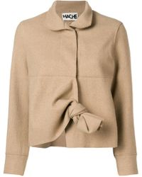 Hache - Knotted Jacket - Lyst